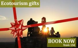 Ecotourism presents