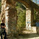 Senderisme i mel a Muntanyes de Prades