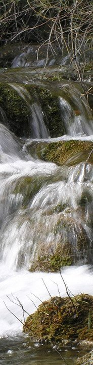 Riu Brugent, Muntanyes de Prades