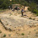 Tast d'olis a Cabacés, Montsant, Priorat