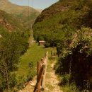 Camí al Pont de Saraís