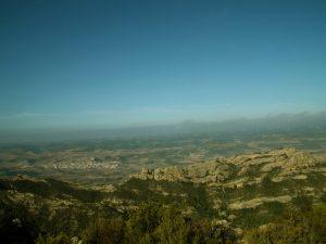 Corbera i Serra de Cavalls