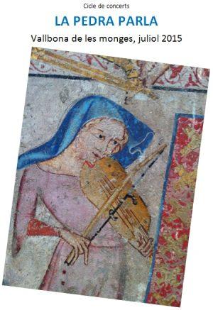 Concerts al monestir del cister Vallbona de les Monges
