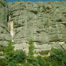 Els Estrets canyon, Els Ports