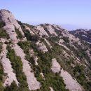 Footpaths in Montserrat