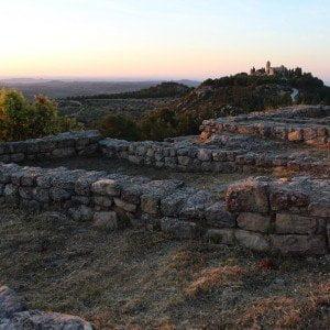 Iberian site in Calaceit