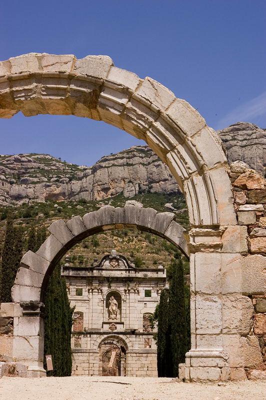 Cartoixa d\\\'Scala Dei, a Montsant, Priorat