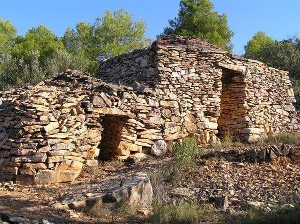 L'art de la pedra en sec a Capçanes