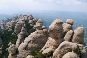 Montserrat mountain range