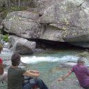 Escoltant el brogit del riu
