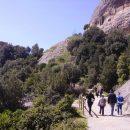 Walking in Montserrat